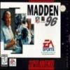 Juego online Madden NFL 96 (Snes)