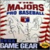 Juego online The Majors: Pro Baseball (GG)