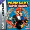 Juego online Mario Kart Super Circuit (GBA)