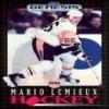 Juego online Mario Lemieux Hockey (Genesis)