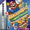 Juego online Mario Party Advance (GBA)