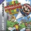 Juego online Mario Pinball Land (GBA)