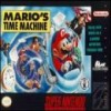 Juego online Mario's Time Machine (Snes)