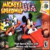 Juego online Mickey's Speedway USA (N64)