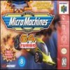 Juego online Micro Machines 64 Turbo (N64)