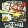 Juego online Midnight Resistance (Genesis)