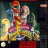 Juego online Mighty Morphin Power Rangers (Snes)