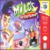 Juego online Milo's Astro Lanes (N64)