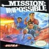 Juego online Mission Impossible (NES)