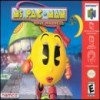 Juego online Ms Pac-Man: Maze Madness (N64)