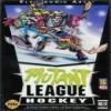 Juego online Mutant League Hockey (Genesis)