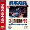 Juego online NBA Action '95 Starring David Robinson (Genesis)