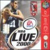 Juego online NBA Live 2000 (N64)
