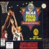 Juego online NCAA Final Four Basketball (Snes)
