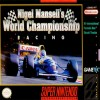 Juego online Nigel Mansell World Championship Racing (Snes)