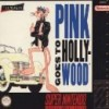 Juego online Pink Goes to Hollywood (Snes)