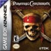 Juego online Pirates of the Caribbean: The Curse of the Black Pearl (GBA)