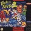 Juego online Pocky & Rocky 2 (Snes)