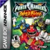 Juego online Power Rangers: Wild Force (GBA)