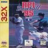 Juego online RBI Baseball 95 (Sega 32x)