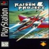 Juego online The Raiden Project (PSX)