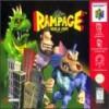 Juego online Rampage World Tour (N64)