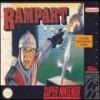 Juego online Rampart (Snes)