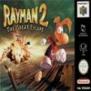 Juego online Rayman 2: The Great Escape (N64)