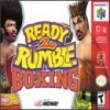 Juego online Ready 2 Rumble Boxing (N64)