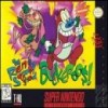 Juego online The Ren & Stimpy Show: BuckerooS (Snes)