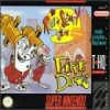 Juego online The Ren & Stimpy Show: Fire Dogs (Snes)