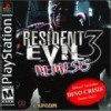 Juego online Resident Evil 3: Nemesis (PSX)