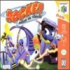 Juego online Rocket: Robot on Wheels (N64)