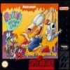 Juego online Rocko's Modern Life: Spunky's Dangerous Day (Snes)