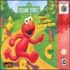 Juego online Sesame Street - Elmo's Letter Adventure (N64)