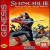 Juego online Shinobi III: Return of the Ninja Master (Genesis)