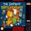 Juego online The Simpsons: Bart's Nightmare (Snes)