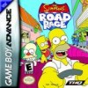 Juego online The Simpsons Road Rage (GBA)