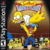 Juego online The Simpsons Wrestling (PSX)