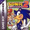 Juego online Sonic Advance 2 (GBA)