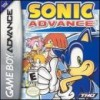Juego online Sonic Advance (GBA)