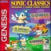 Juego online Sonic Classics (Genesis)