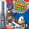 Juego online Sonic Pinball Party (GBA)