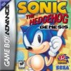 Juego online Sonic The Hedgehog Genesis (GBA)