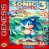 Juego online Sonic the Hedgehog 3 (Genesis)
