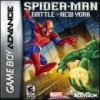 Juego online Spider-Man: Battle for New York (GBA)