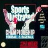Juego online Sports Illustrated Championship Football & Baseball (Snes)