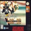 Juego online Sterling Sharpe: End 2 End (Snes)