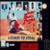 Juego online Super Bases Loaded 3: License To Steal (Snes)