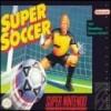 Juego online Super Soccer (Snes)
